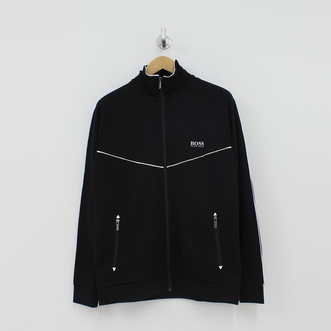 Boss By Hugo Boss Track Jacket Black