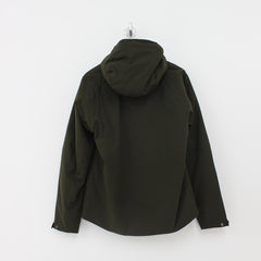 CP Company Protek Padded Shell Jacket Brown