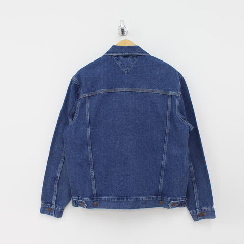 Tommy Hilfiger Denim Jacket Blue - Pilot Netclothing