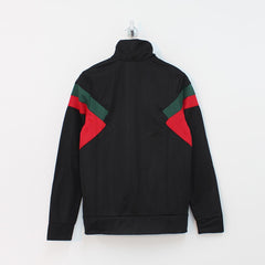 Criminal Damage Cuccio Track Top Black