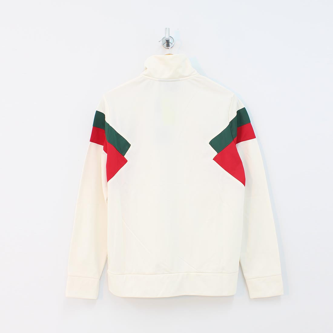 Criminal Damage Cuccio Track Top White