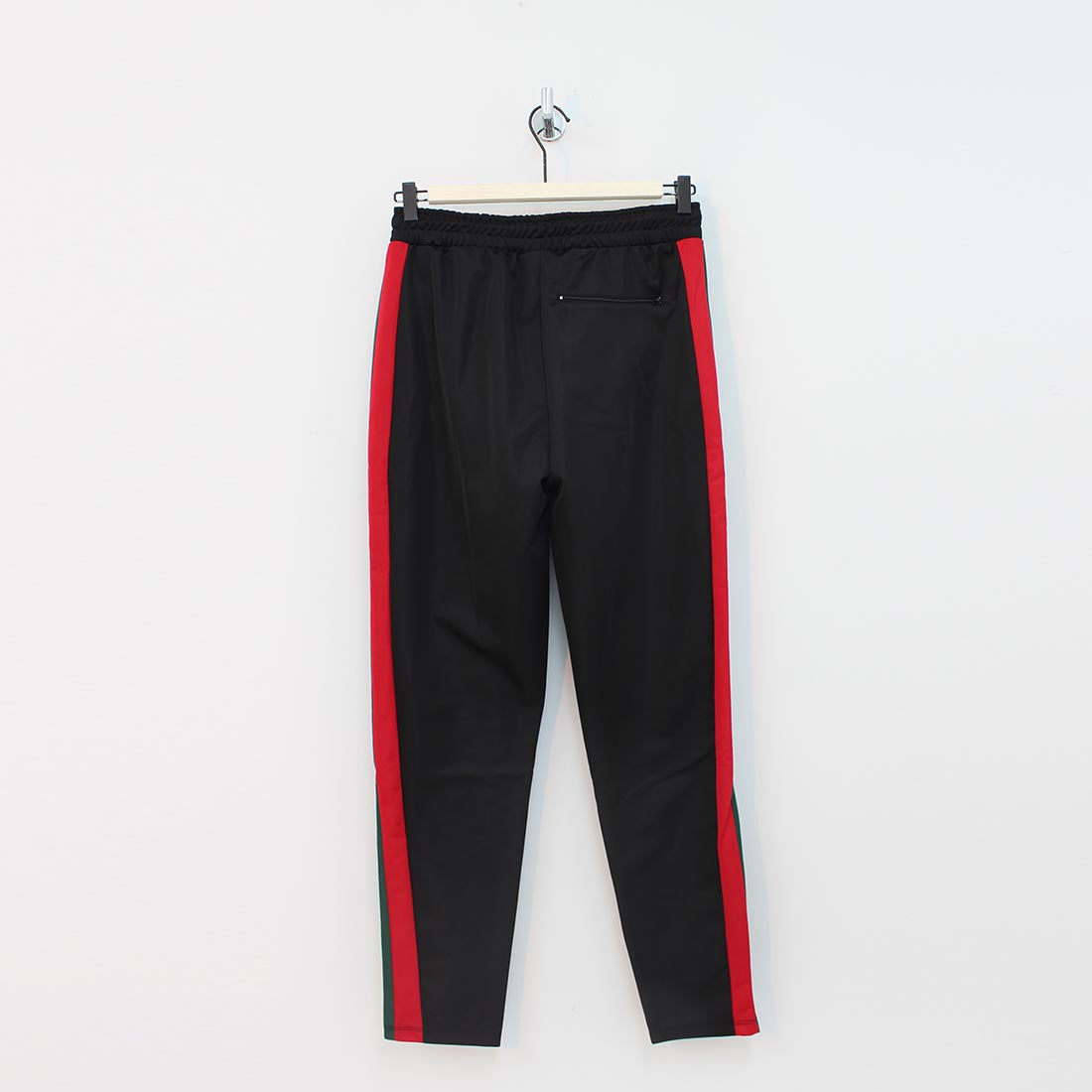 Criminal Damage Cuccio Track Bottoms Black