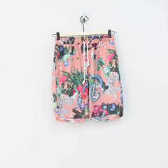 Criminal Damage Dominic Shorts Pink