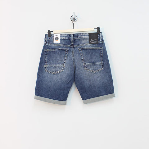 Denham Razor VR Shorts Denim - Pilot Netclothing