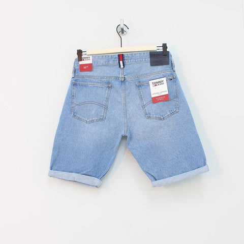 Tommy Jeans Ronnie Shorts Blue - Pilot Netclothing