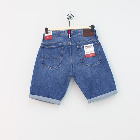 Tommy Jeans Ronnie Shorts Denim - Pilot Netclothing