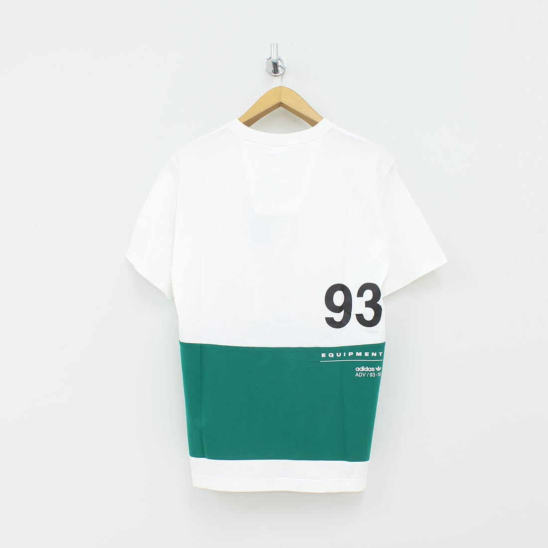 Adidas Originals EQT Graphic T-Shirt White