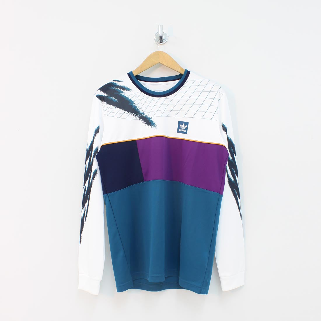 Adidas Originals Tennis Jersey White