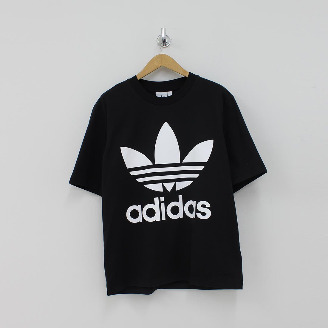 Adidas Originals Oversized T-Shirt Black