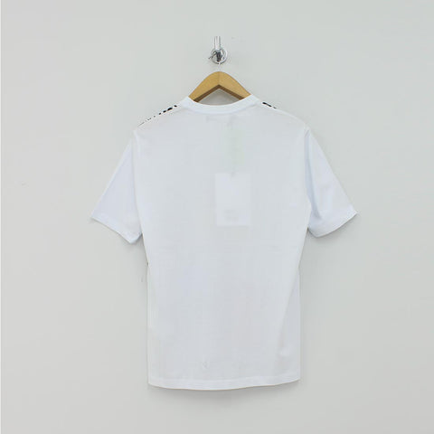 Moschino Peace T-Shirt White - Pilot Netclothing