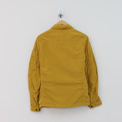CP Company Arm Lens Over Shirt Yellow