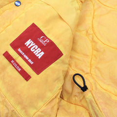CP Company NYCRA Medium Jacket Yellow 05CMOW034A 001020S