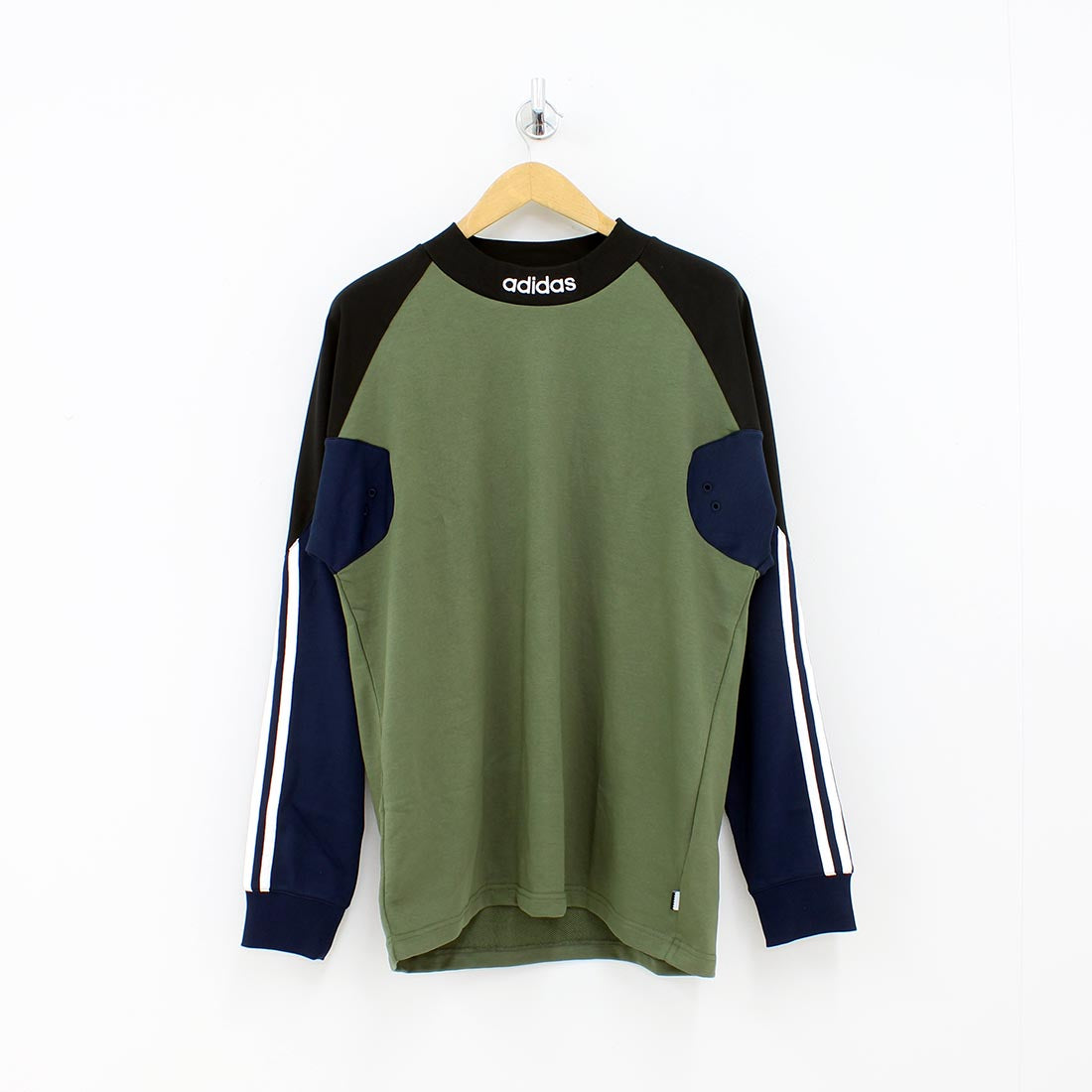 Adidas Originals Goalie Long Sleeve Green