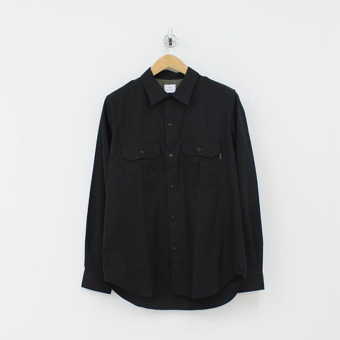 Paul Smith PS Double Pocket Shirt Black