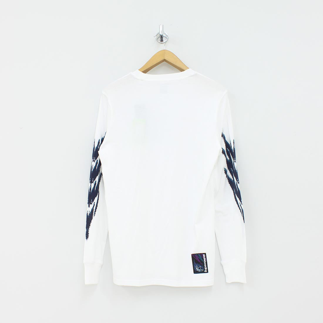 Adidas Originals Tennis Long Sleeve T-Shirt White