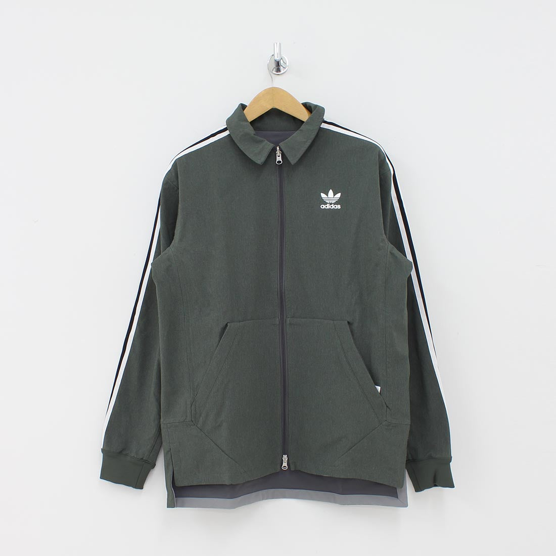 Adidas Originals 2020 Reversible Jacket Green