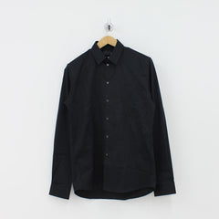 Diesel Black Gold Embroidery Detail Shirt Black