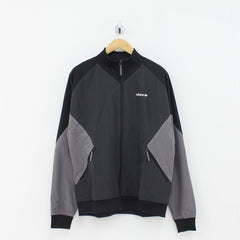 Adidas Originals EQT Woven Jacket Black