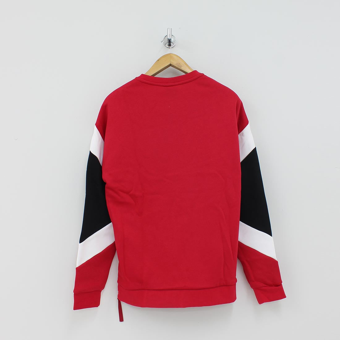 Nike M NSW FLC Crew Sweat Shirt Red