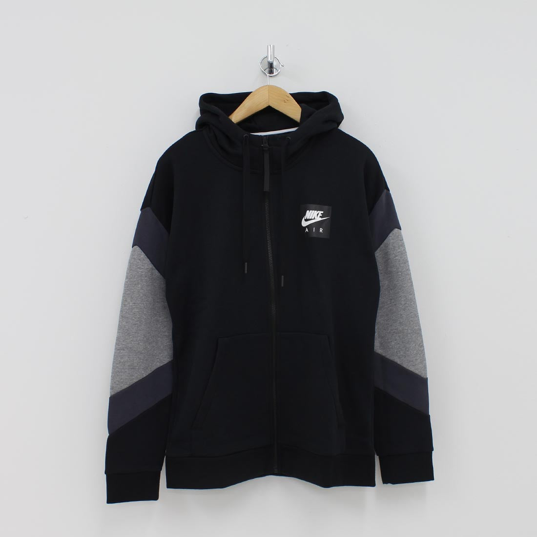 Nike M NSW FLC Hooded Top Black