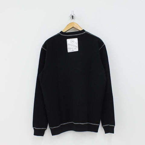 Axel Arigato Inside Out Sweat Shirt Black