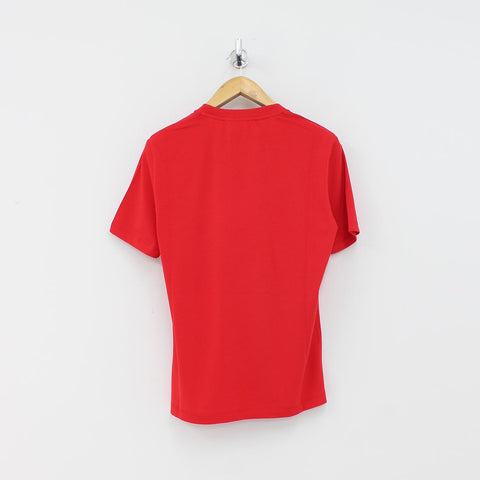 Moschino Still In Love T-Shirt Red