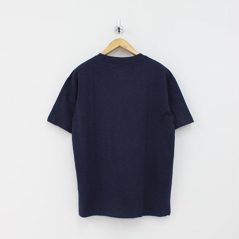 Tommy Hilfiger Collage Logo T-Shirt Navy