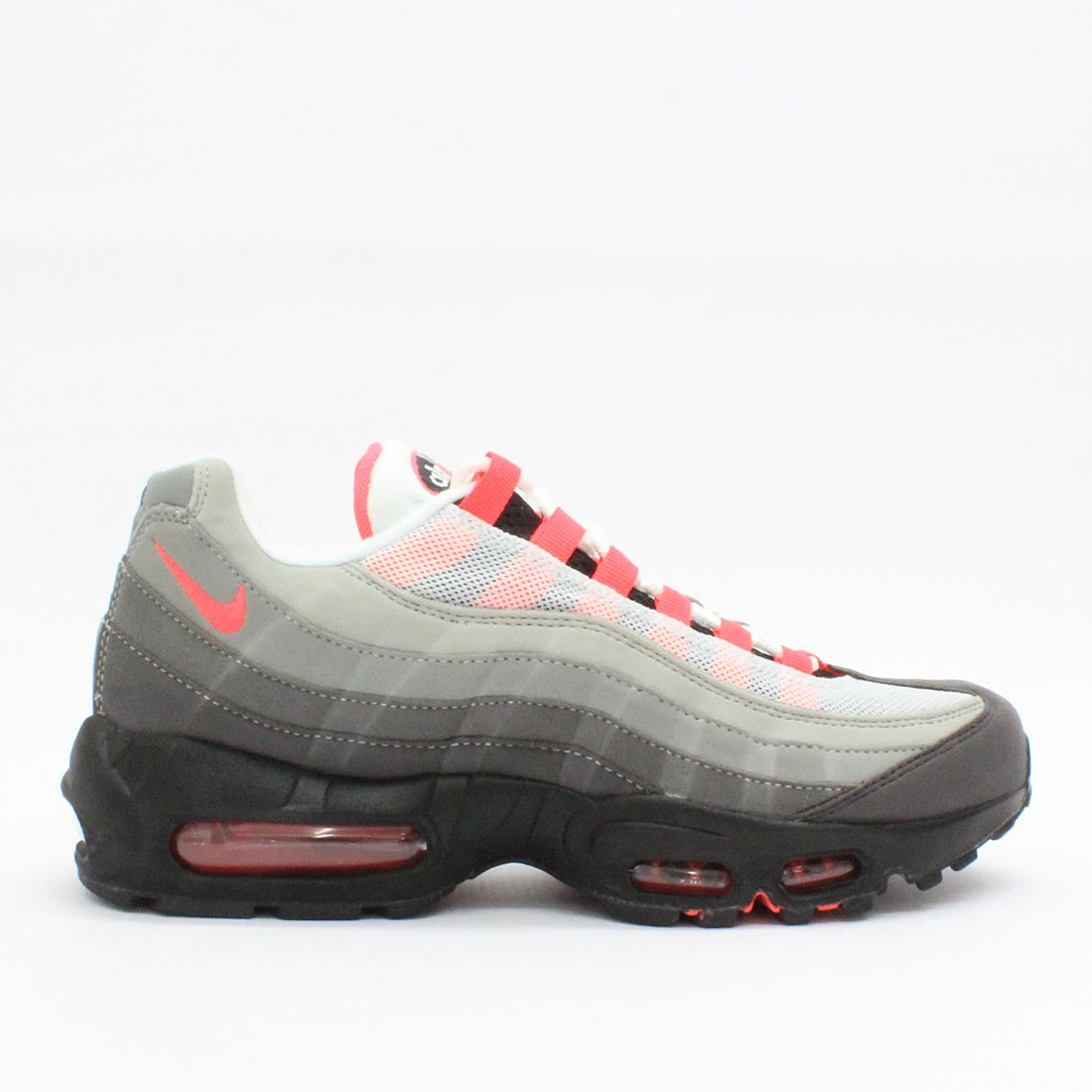 hot sale online e673b 20b79 ... cheapest nike air max 95 og grey solar red 715b7 2d03d