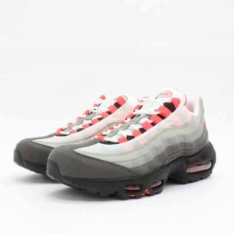 Nike Air Max 95 OG Grey Solar Red