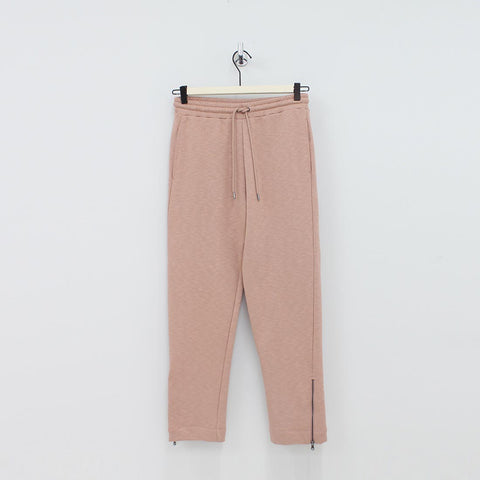 Emporio Armani Jersey Joggers Pink
