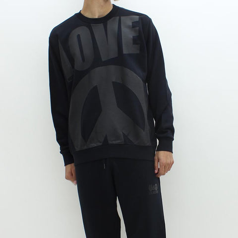 Love Moschino Peace n Love Sweat - Pilot Netclothing