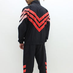 Adidas Originals Tironti Full Zip Track Top Black