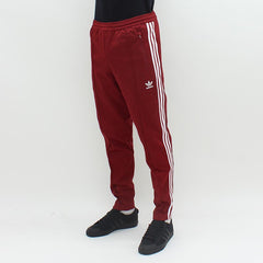 Adidas Originals Beckenbauer Track Pant Red