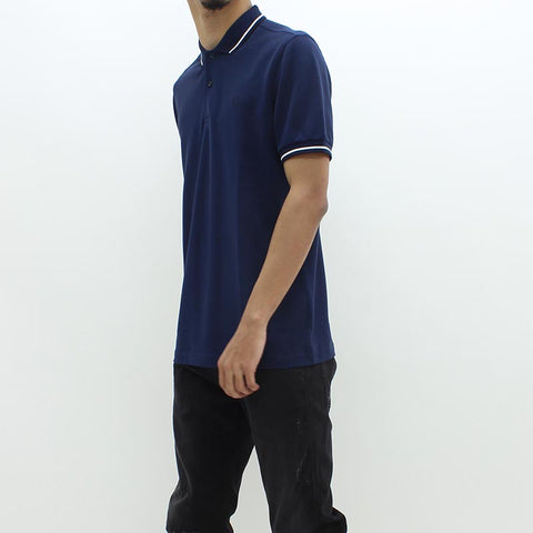 Fred Perry Twin Tipped FP Polo Navy