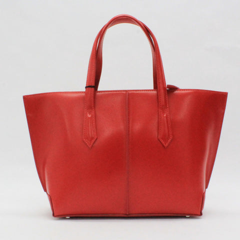 Vivienne Westwood Sarah Medium Shopper Bag Red
