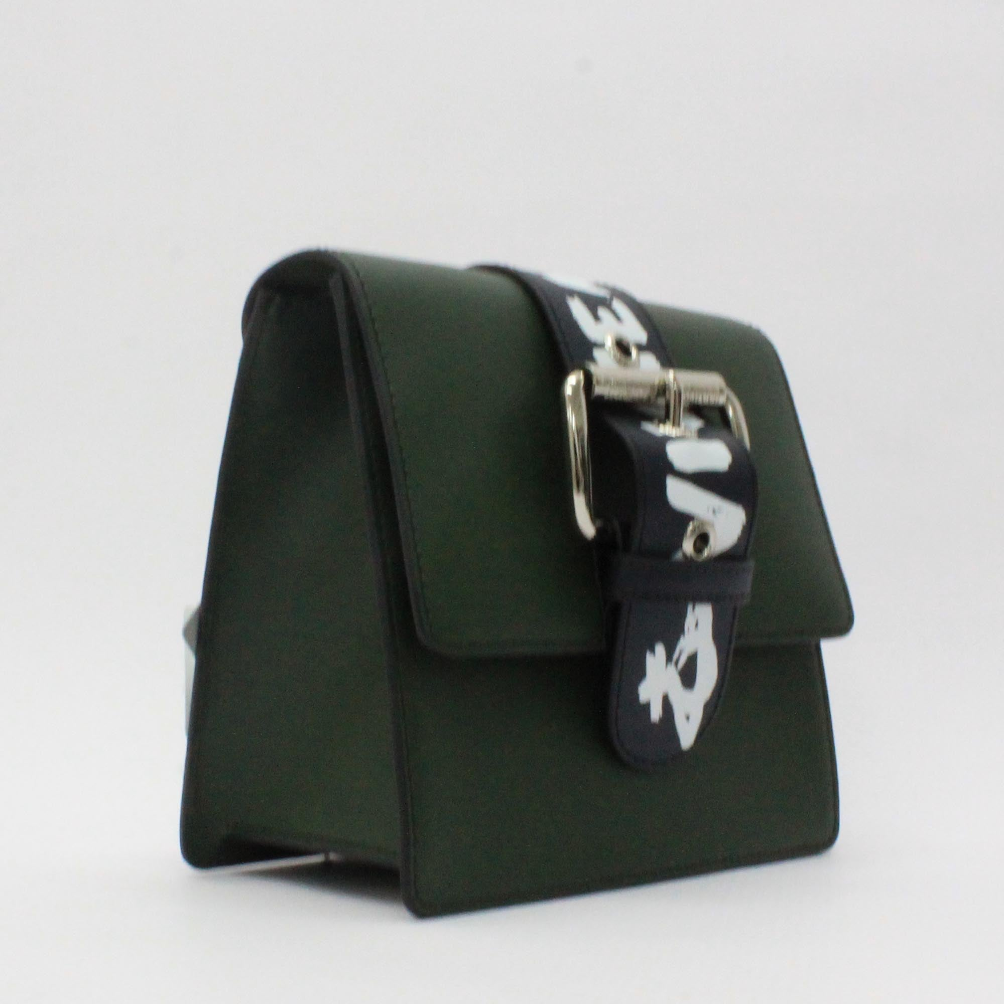 Vivienne Westwood Alex Small Handbag Green