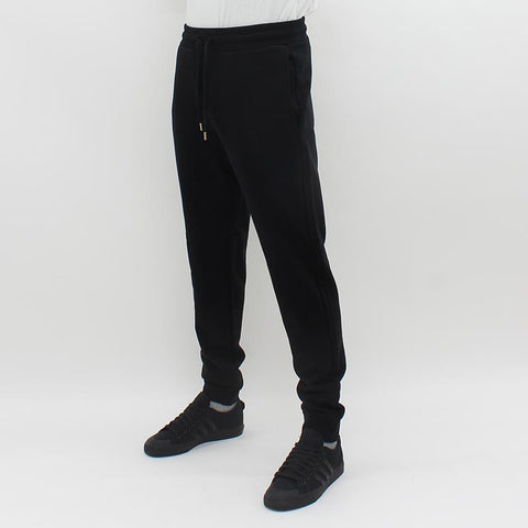Love Moschino Gold Plaque Pocket Jogger Black - Pilot Netclothing