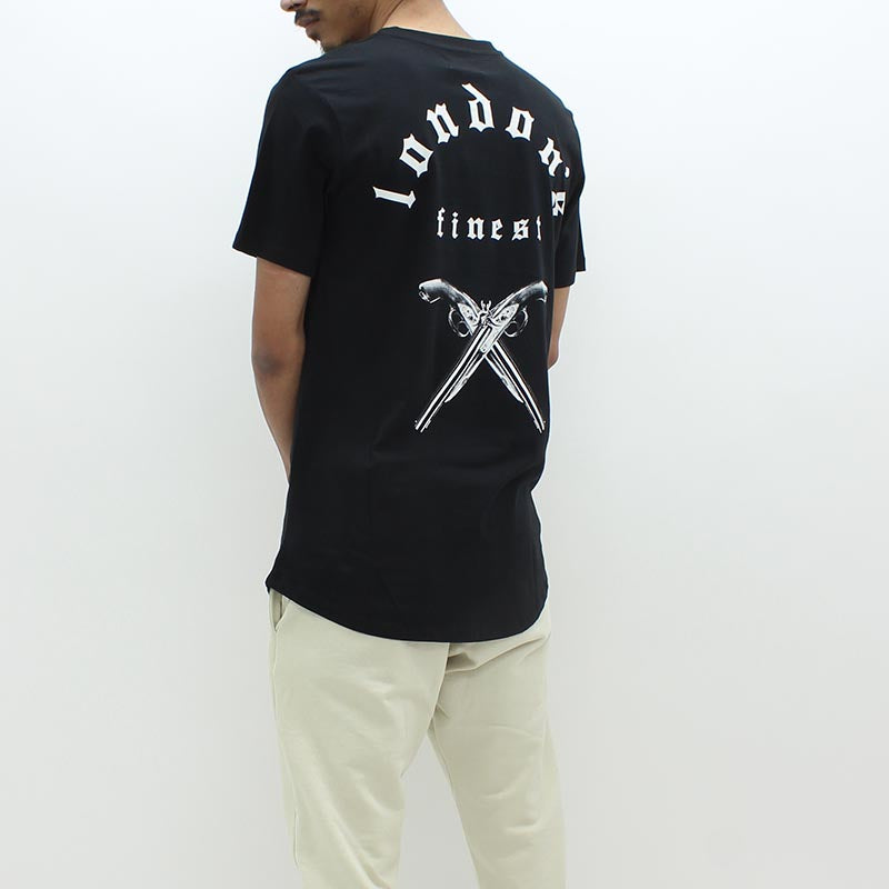 King Whitechapel Tee Black