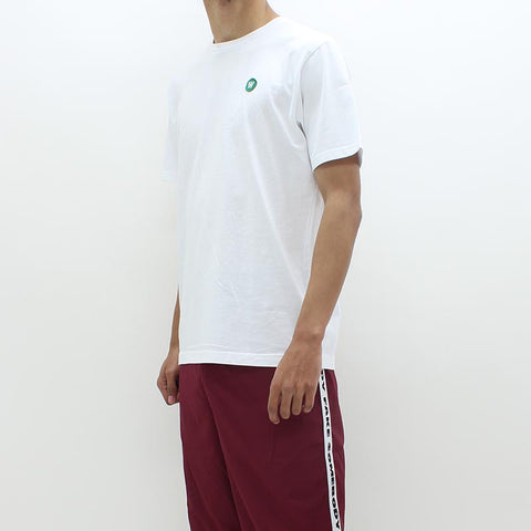 Wood Wood Double AA Tee White
