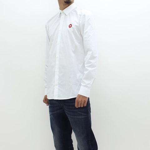Wood Wood Double AA Shirt White