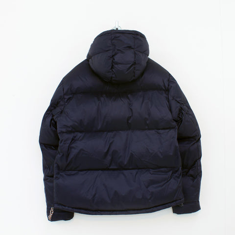Tommy Jeans Padded Pull Over Jacket Navy