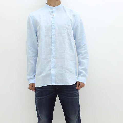 Hugo By Hugo Boss Eddison Shirt Blue - Pilot Netclothing