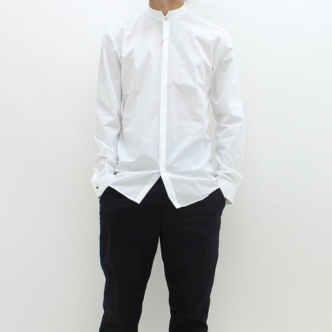 Hugo By Hugo Elvos Shirt White - Pilot Netclothing