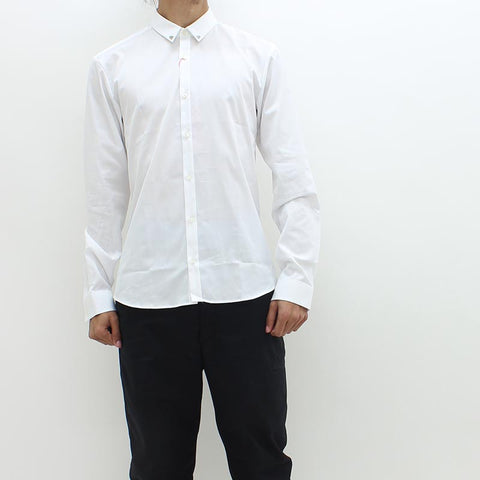 Hugo By Hugo ERO3 Shirt White - Pilot Netclothing