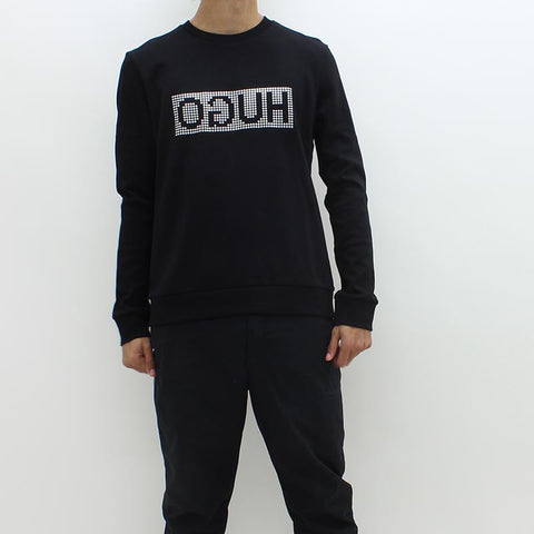 Hugo By Hugo Dicagolo Sweat Black - Pilot Netclothing
