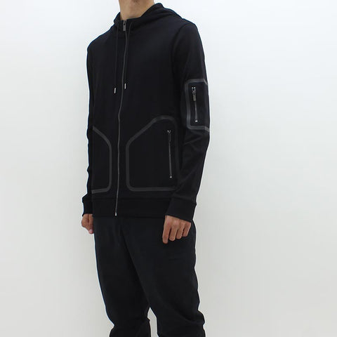 Hugo By Hugo Deatty Sweat Black - Pilot Netclothing