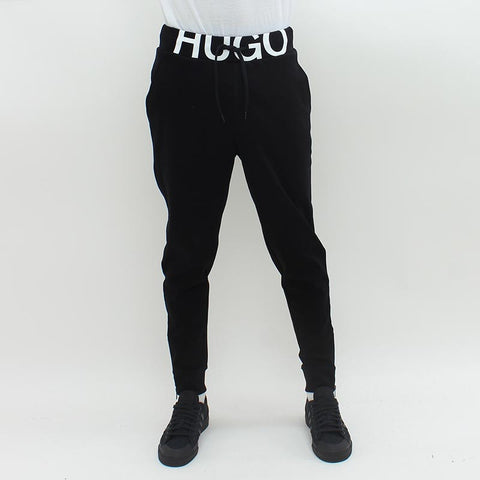 Hugo By Hugo Duros Sweatpant Black - Pilot Netclothing