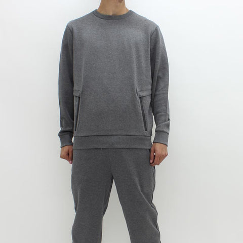 Hugo By Hugo Boss Dyann Sweat Grey - Pilot Netclothing