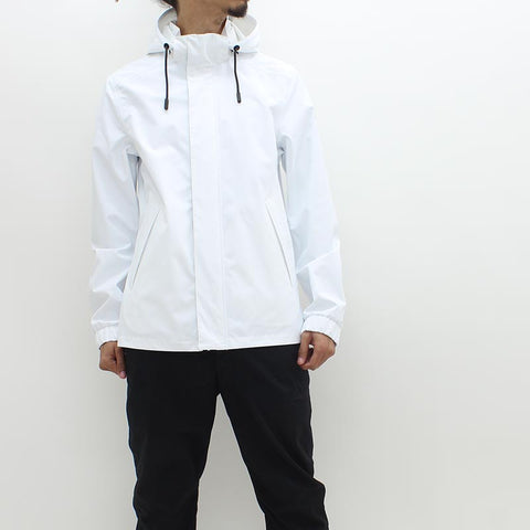 Moose Knuckles Bruce Peninsula Jacket White - Pilot Netclothing