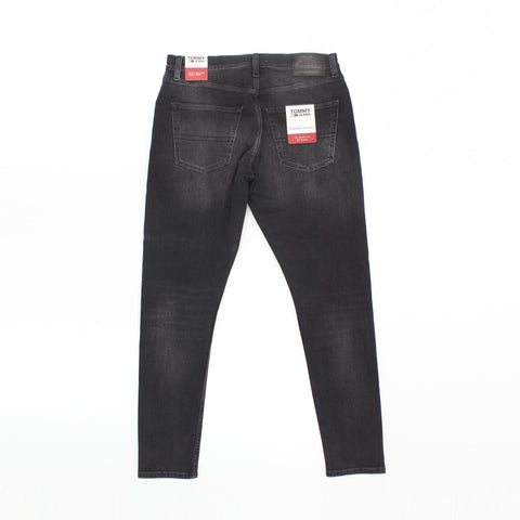 Tommy Jeans Modern Tapered Jeans Black